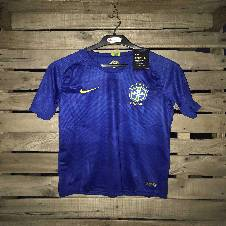 World Cup 2018 Brazil Away Jersey -Short Sleeve (Thailand Premium Replica)