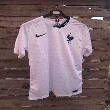 World Cup 2018 France Away Jersey -Short Sleeve (Thailand Premium Replica)