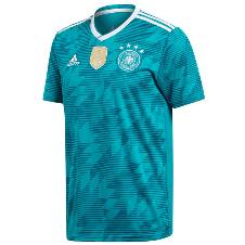 2018 World Cup Germany Away Jersey - Half Sleeve (Copy)