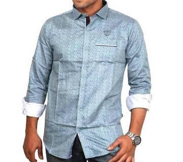 Gents formal full slave shirt