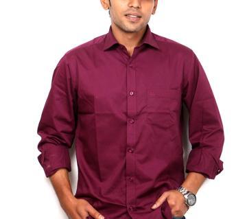 Gents full slave formal shirt