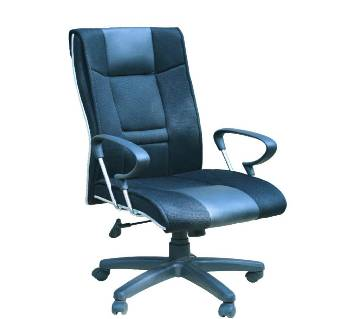 Back Supported Desk Chair for Office - model-JZ-OF03