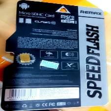 REMAX মাইক্রো Sd মেমরি কার্ড  - 32GB