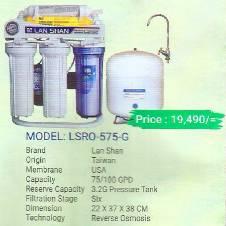 Lan Shan LSRO-575-G water Purifier