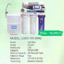 Lan Shan LSRO-101-BWG water Purifier