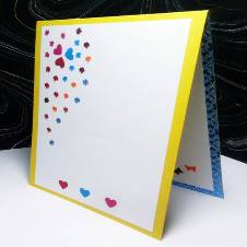Silent Lover Greeting Card