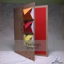Feelings Greeting Card
