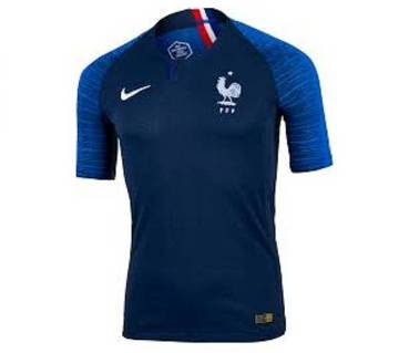 mens half sleeve world cup jersey France