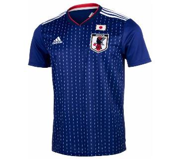 mens half sleeve world cup jersey Japan -Copy