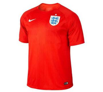 mens half sleeve world cup jersey England