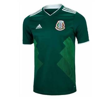 mens half sleeve world cup jersey Mexico -Copy