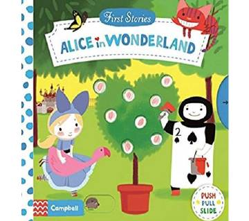 Alice in Wonderland (First Stories) by Colonel Moutarde