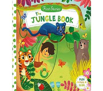 The Jungle Book by Miriam Bos