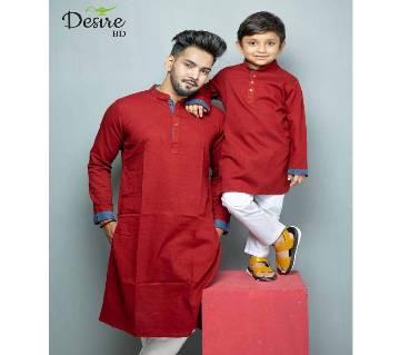 Eid Pair Panjabi for Papa & His son