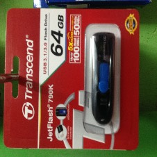 Transcend V-790K 64GB USB 3.0 পেন ড্রাইভ