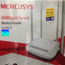 MERCUSYS MW325R 300 MBPS WIRELESS N WI-FI ROUTER