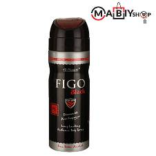 Figo black Body Spray - 200ml (India)