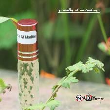 Oud Al Madina Attar - 6 ml (Saudi Arabia)
