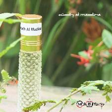 Oud Al Madina Attar - 8 ml (Saudi Arabia)