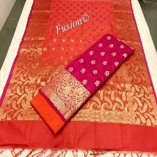 Banaras Silk Top Saree