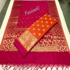 Banaras Silk Dupatta Saree
