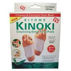 Kinoki ক্লিনজিং ডিটক্স ফুট প্যাড