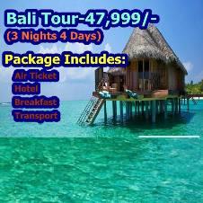 Bali ট্যুর প্যাকেজ (3 Night, 4Days)