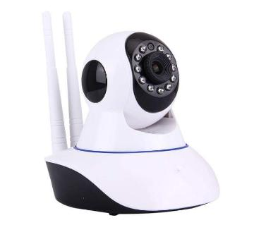 Double Antenna Wireless IP  Camera