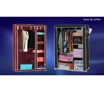 King Size Foldable Wardrobe Curtain Almira