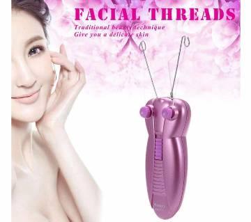Facial Threads Ladies Hair Removal