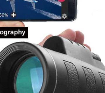 binocular Monocular-cum-Binocular: (Waterproof & Fogproof)