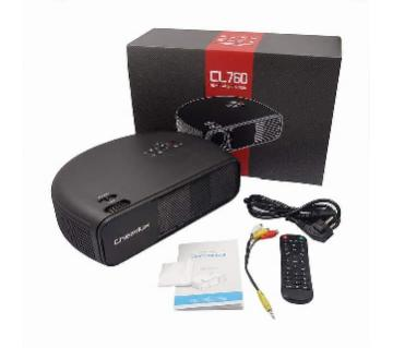 CL760 3200 Lumens LED Video Projector