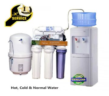 WATER PURIFIER SYSTEM 5-Satge Forever RO Hot Cold Normal