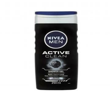Nivea Men shower gel for men Germany