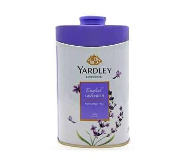 Yardley London - English Lavender পারফিউমড Talc ফর উইমেন 100g (india)