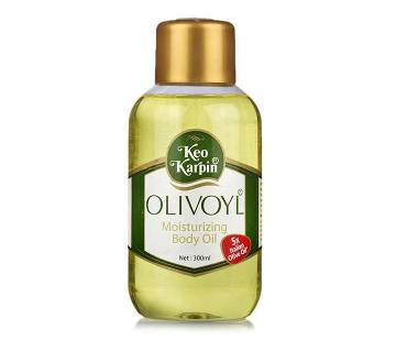 Keo Karpin Olivoyl Moisturizing Body Oil 200ml India