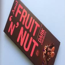 Amul fruit n nut chocolate India