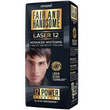 Fair and Handsome Laser 12 Advanced Whitening and Multi Benefit ক্রিম India