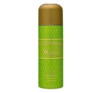 ইন্টারনাল লাভ  Xlouis Perfumed Body Spray for Women