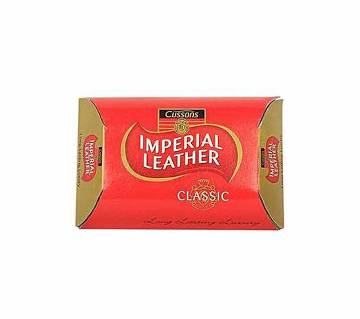 IMPERIAL LEATHER Classic Long Lasting Luxury Soap - 200 gm