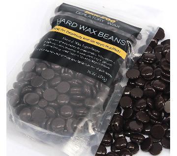 হার্ড ওয়াক্স বিন 100gm (chocolate) হেয়ার রিমুভার