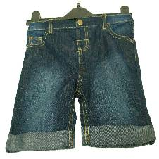 Jeans Half Pants for Kids (Boys)