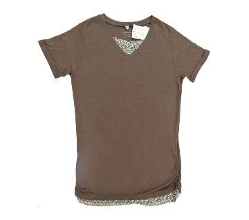 Cotton T-Shirt / Tops for Ladies