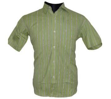 Lime Stripe Shirt