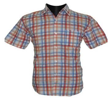 Multi-color Check Shirt