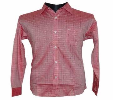 Red Line Dot Shirt