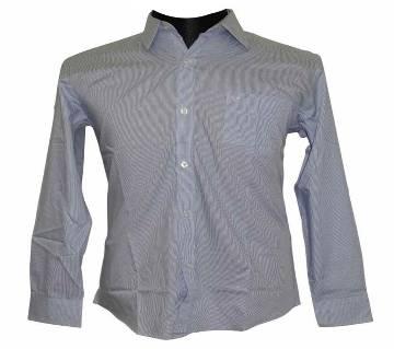 Sky blue Stripe Shirt