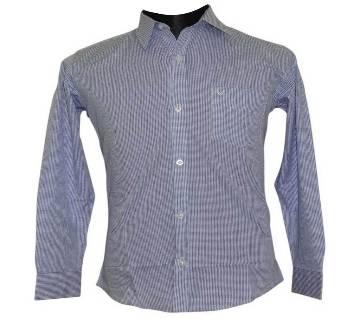 Blue Line Cross Shirt
