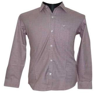 Red Glen Plaid Shirt