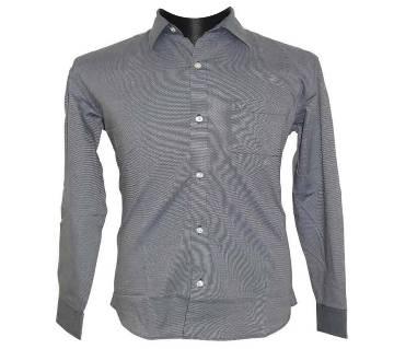 Blue Birdseye Shirt